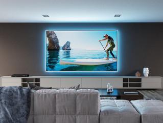 Screen Innovations выпустила проекционный экран Zero Edge Pro со множеством опций