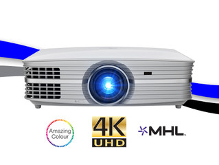 Проекторы Optoma 4K UHD для домашних кинотеатров