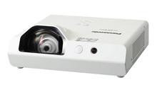 Короткофокусные LCD-проекторы Panasonic PT-TW381R Series: яркие интерактивные презентации, универсал