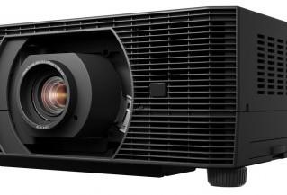 Canon представляет компактный лазерный 4K-проектор