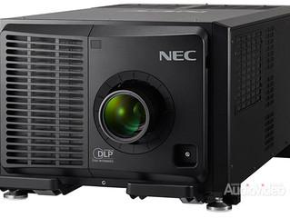 Самый яркий NEC с RB-лазером