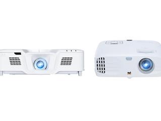 ViewSonic представляет обновленную серию проекторов Full HD - PG705HD и PG800HD