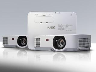 NEC представляет новую линейку проекторов P-серии для лекционных и конференц-залов
