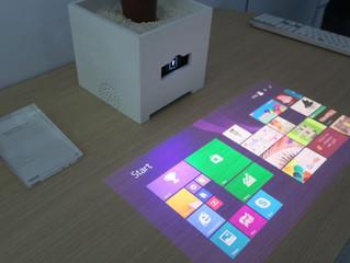 ASUS Smart Projector: проекционная система с поддержкой «сенсорного» управления