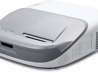 Проектор ViewSonic PS750HD формирует трехметровое изображение с расстояния всего 228 мм