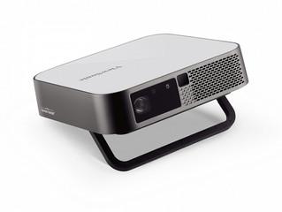 Разрешение проекторов ViewSonic PX701-4K и PX748-4K — 3840 x 2160 пикселей