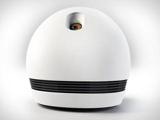 Keecker - робот + смарт-акустика + проектор