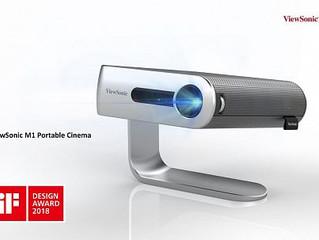 LED-проектор ViewSonic получил награду iF Design
