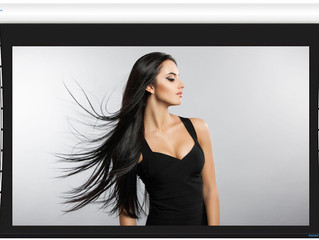 Выдвижной потолочный экран Luxus Classic Model A от Stewart Filmscreen: новая механика, тихий двигат