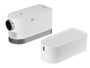 Лазерный проектор LG HF80JS: яркое изображение и портативность