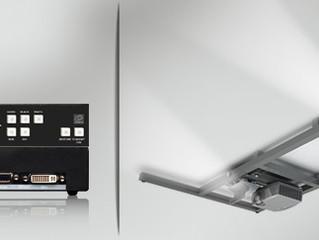 Процессор для сведения проекторов