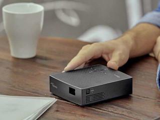 Optoma представила карманный проектор LV130 со встроенным динамиком и системой автоотключения