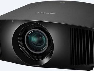 Sony теперь продаёт настоящий 4K-проектор «всего» за $5000