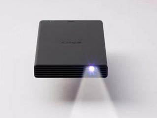 Новый портативный проектор Sony