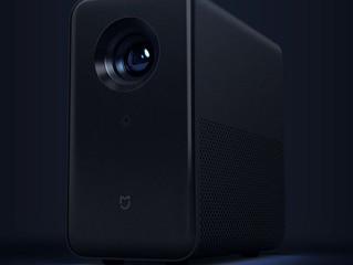 Xiaomi Mijia Projector выводит картинку диагональю до 120 дюймов