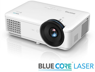 Новые лазерные проекторы BenQ для презентаций