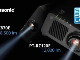PT-RZ120E стал новым флагманом самой популярной серии лазерных профессиональных проекторов Panasonic