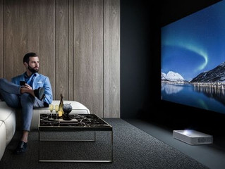 Новый короткофокусный проектор LG HU85LA 4K оценён в $6000