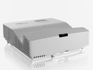 Optoma выпустила ультракороткофокусный домашний DLP-проектор HD31UST