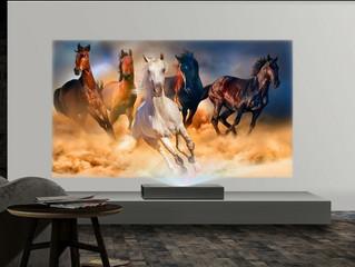LG представит 4K-проекторы HU85L и HU70L из линейки CineBeam UHD