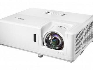 Новые лазерные проекторы Optoma