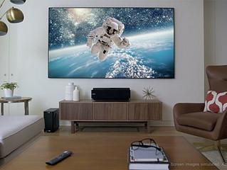 Hisense TV Laser 100 – проектор и телевизор