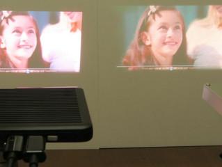 Новые зелёные лазерные диоды Sharp повысят яркость карманных проекторов