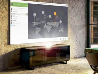 Salamander Designs начала производство AV-кабинетов для ультракороткофокусных проекторов