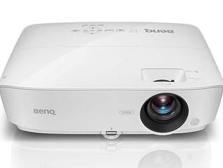 BenQ M500 — яркие и доступные проекторы для офиса