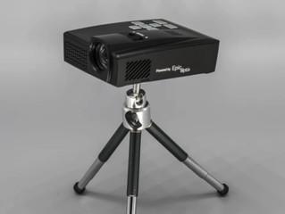 Портативный проектор Epic Event формирует изображение размером до 150 дюймов