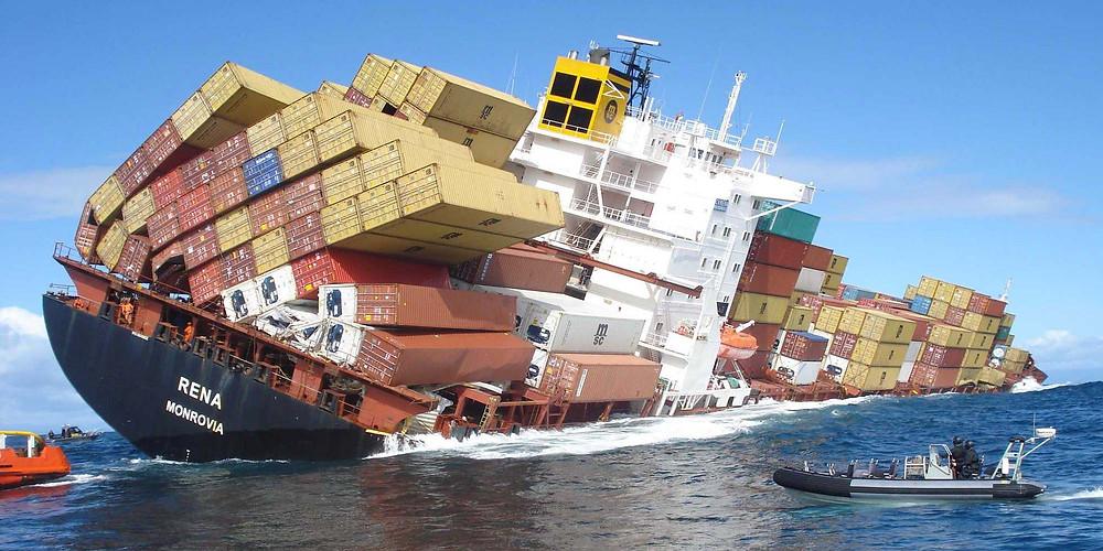 asegurar tu carga desde China