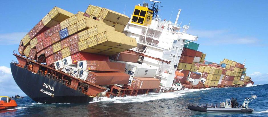 ¿Debería asegurar mi carga desde China?