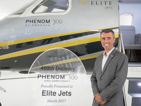 The Eduardo Bessa's Trajectory in the  Executive Aviation