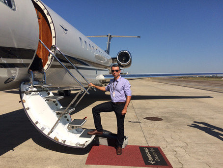 Legacy 650E exceeds the expectations