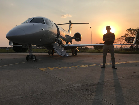 Executive Aviation mentioned by RUAG MRO at the LinkedIn post