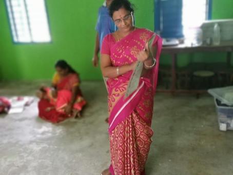 #OurInspiringWomen - Shanthi