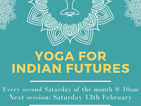 Yoga with Indian Futures