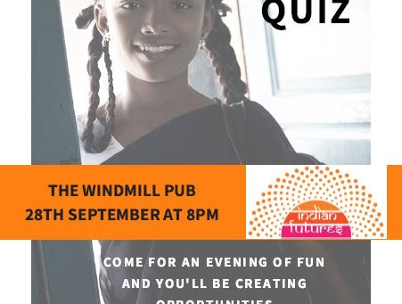 Indian Futures goes pub quizzing...