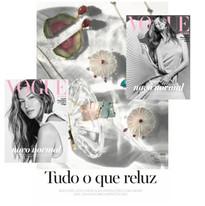 Vogue 45 anos - Daniela Kury