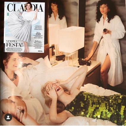 Revista Claudia, Dezembro2018