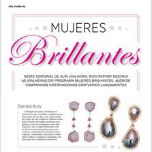 Revista Rich Report, Março19 - Daniela Kury