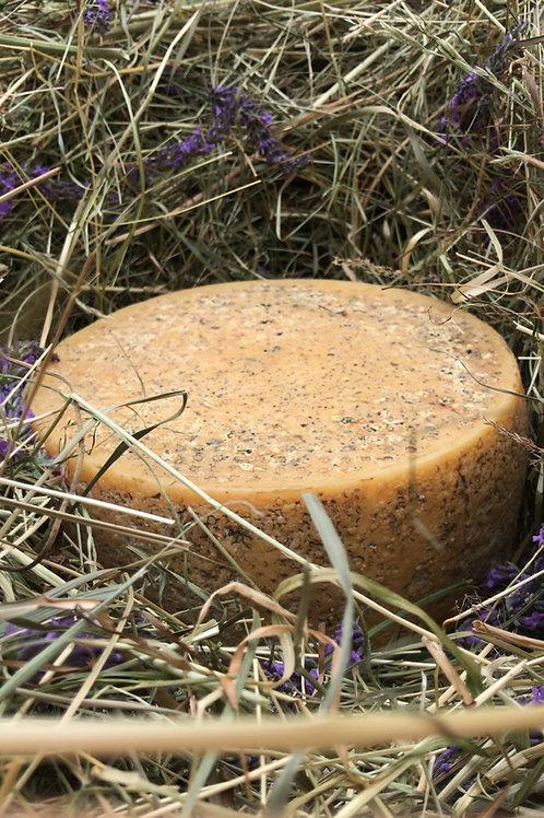 Sveta Trojica, bio poltrdi sir iz mešanega mleka, naravna skorja, 300 g