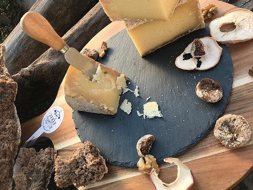 Bio starani sir, naravna skorja, 300 g
