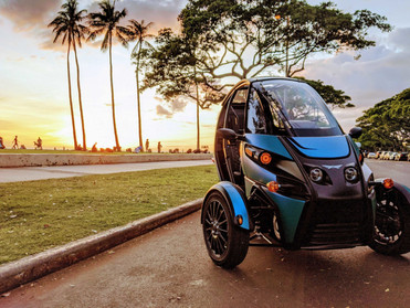 Arcimoto - The 'Three-Wheeled' Tesla?