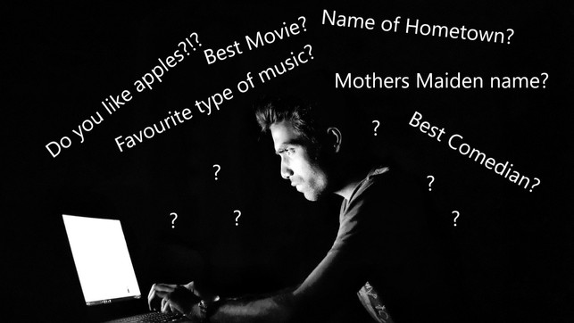 Make Security Questions Unbreachable