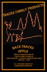 Rack tracks 16% premix with corn 50lb
