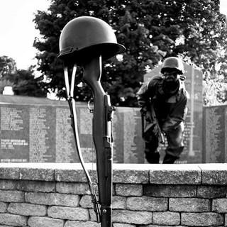 #usa #army #usarmy #bw #shadow #365days