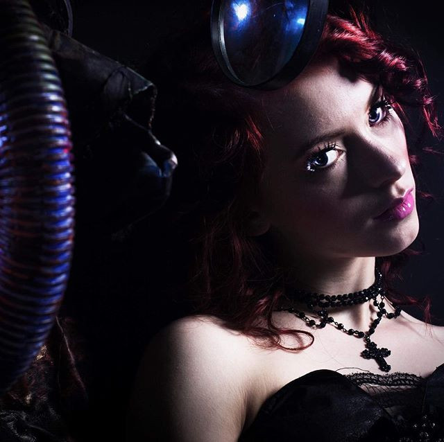#polishgirl #steampunk #beutyfull #glamu