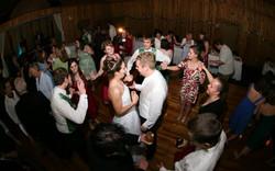 Kelly & Paul dancing