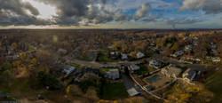 Long Island Aerial Panoramic